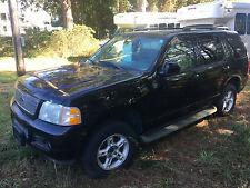 2004 Ford Explorer XLT Sport Utility 4-Door