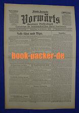 Avanti (9. settembre 1920): Joffe diretta a Riga