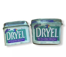 (2) Dryel At Home Dry Cleaning Starter Kits - Full Quantities In Description