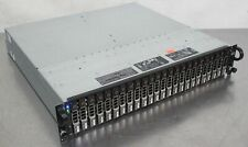 T172576 Dell PowerVault Md1120 Drive Array Tk469 w/ 2x Jt356 Emm Controllers
