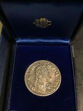 1993? Banca Commerciale Italiana Sterling Silver Medal Charles V Duke of Milan