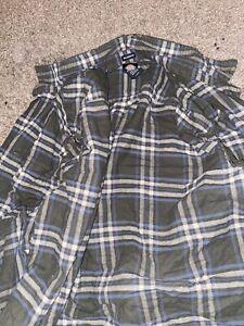 vintage dickies flannel