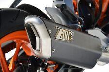 POT D'ECHAPPEMENT SILENCIEUX ZARD KTM RC 390 ZKTM226APO