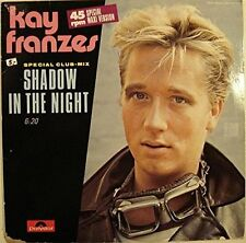 """Kay Franzes Shadow in the night (1985) [Maxi 12""""]"""