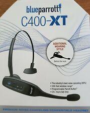 Blue parrot headset C400 Xt