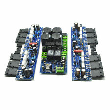 L10 Class A 50W+50W Amplifier board + Power board + Speaker protection