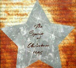 The Spirit Of Christmas - 1995  - CD, VG