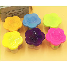 12 Pcs Newly Kids Play Dough Doh Clay Modeling Cutter Tool Toy Craft Toys Setll