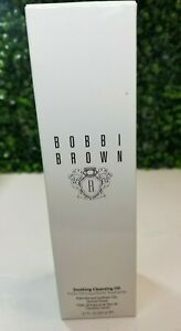 Bobbi Brown Soothing Cleansing Oil Makeup Remover, 6.7 oz, Full Size, New in Box
