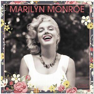 Marilyn Monroe - 2022 Calendario da Parete - Nuovo - DDW010