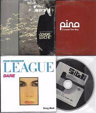LOT 8 SINGLES VI COLLECTOR MARIO/CHEB KADER/R.KELLY/SITA/SONDRE LERCHE/HUMAN ETC
