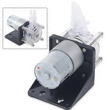 Peristaltic Metering Pump Head Hose With Stepper Motor 0 400mlmin 24v Reversible