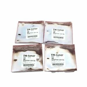 4 Imaging Unit DRUM chips for KONICA MINOLTA MagiColor 4650EN 5550EN 5650EN