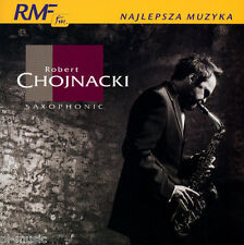 = CHOJNACKI Robert - SAXOPHONIC /special edition/ 2 CD sealed