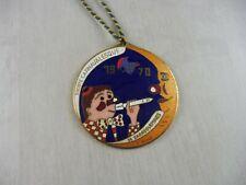 Ancienne médaille de carnaval, Société carnavalesque, Sarreguemines, Bund 1970
