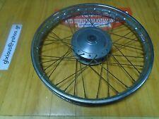 honda ss50 genuine front wheel rim CT90 S90 CS90 CS50 CL70 SL90 ss 50 CD70 st110