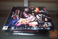 Ninja Gaiden Sigma Collector's Edition (PlayStation 3, PS3 2007) FACTORY SEALED!