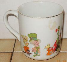 Vintage Walt Disney World Souviner Coffee Mug Cup Ceramic