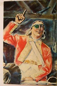 Captain Thomas Webb Rigging Loft Methodist Society Postcard Old Vintage Card PC