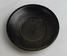 Iden Pottery Rye Sussex - Saucer - Brown - 80's