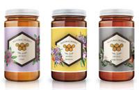 Gourmet Honey - Artisan - 100% Pure / Natural - 1.2 Pounds US Grade A
