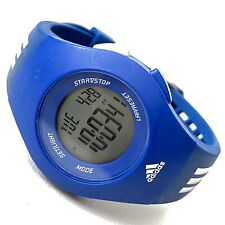 Adidas Performance Fuano Women's Kids Blue Digital Alarm Chrono Watch ADP6060
