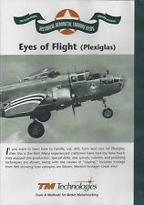TM Technologies EYES OF FLIGHT Plexiglas- Historical Aerometal Instructional DVD