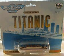 Micro Machines, Titanic Model in a Bottle