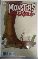 Monsters Unleashed #1 1:50 Darrow Variant *Near Mint* *NM* *Free Shipping*