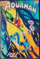 Aquaman #51 VG 4.0 Mera! Black Manta! Ocean Master! Aqualad! DC Comics 1970