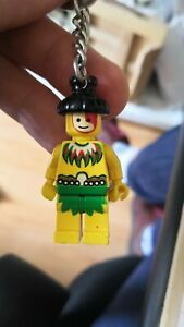 Lego Aztec Keyring