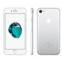 Apple iPhone 7 32GB 128GB 256GB Silber Entsperrt ( Ohne Simlock )