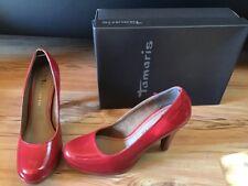 Details zu Tamaris 1 1 29406 22 515 Schuhe Damen Ballerina Pumps Slingpumps Cecilia rot