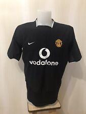 Manchester United 2003/2004/2005 away Size L Nike football shirt jersey soccer