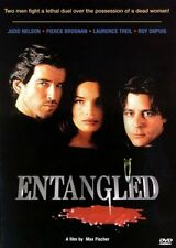 Entangled (DVD) Pierce Brosnan, Judd Nelson, Laurence Treil NEW