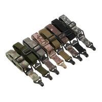 Tactical Gun Sling Quick Detach Release System Rifle Sling Shotgun Strap