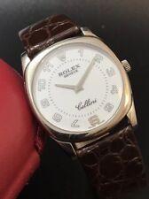 Rolex Cellini 18k Solid Gold Ref.4233 WHITE Face Men's Watch