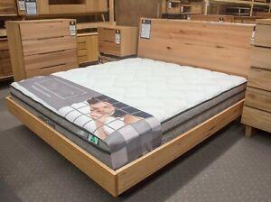 Sandringham - 3 Piece Bedroom Suite - Solid Messmate Timber