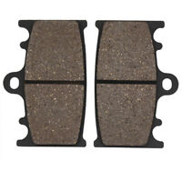 Motorcycle Brake Pads For PRE TECH 4 Piston (P402) Lockheed Replacement Caliper
