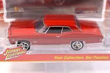 CHEVROLET IMPALA 1968 JOHNNY LIGHTNING MUSCLE CARS USA JLMC002 NO 11 2016 1:64