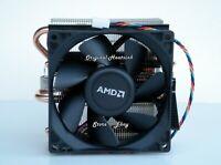 AMD Black Edition Cooler Fan for Phenom & FX Heatsink CPU Socket 940 AM2 AM3 new