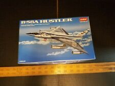 Academy B-58A Hustler 1/144 scale plastic airplane model kit #4442