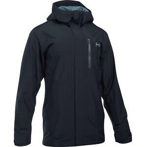 UNDER ARMOUR  Mens Storm3 Jacket ColdGear GoreTex Recco Orange Sz-Med NWT$350