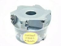 """USED MITSUBISHI CARBIDE INSERT INDEXABLE FACE MILL 3"""" (BAP300R-0306C)(APMT)"""