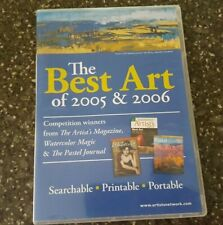 The Best Art of 2005 & 2006 Winners from Magazine Competitions CD CD-Rom