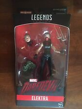 Marvel Legends Knights Electra Action Figure Netflix In Hand