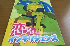 BLIND TARGET TMNT B5 18pages Teenage Mutant Ninja Turtles doujinshi R//L
