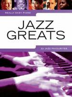 Really Easy Piano Jazz Greats by Collectif, NEW Book, FREE & FAST Delivery, (Pap