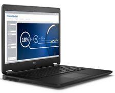 DELL Latitude E7250, i5-5300U, 8 GB RAM, 256 GB SSD, W10P