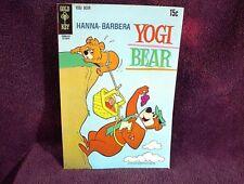VINTAGE YOGI BEAR #42 GOLD KEY HANNA-BARBERA OCTOBER 1970 COMIC MAGAZINE